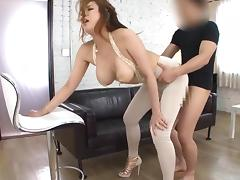 doggy super hot bitch with sexy body