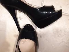 Shoes, Amateur, Cum, Shoes, Jizz