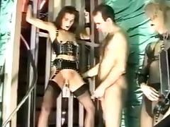 Weird and kinky German porn