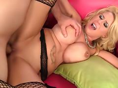 Bathroom, Bathroom, Big Tits, Blonde, Blowjob, College