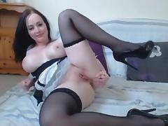 Hot Maid slut big tits