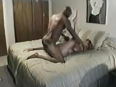 Gorgeous white women fucking black men 7