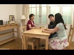 Mother, 18 19 Teens, Japanese, Mature, Mom, Teen