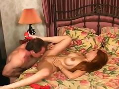 Big Boob Asian Pleases her Man
