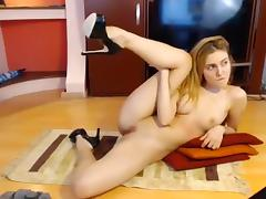 Incredible Homemade clip with College, Solo scenes