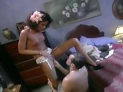 Lola Fucks in Naughty Lingerie