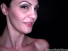 Samantha Jaymes Return Glroyhole Visit