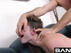 BANG Casting: Alice Says Fuck Me Daddy & Wants A Big Cock