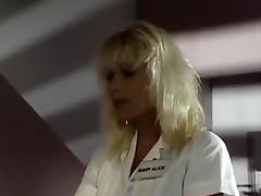 Debbie Diamond fucks the hog