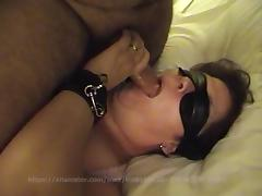 BBW MILF Taking the Gangbang Nut!
