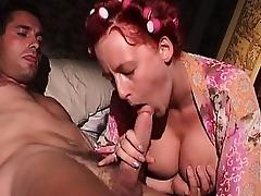 Wife Services Her Man