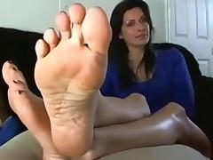 Sexy feet have