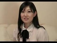 37yr old Hairy Shino Terada gets Creamed