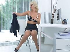 Luci Angel the secretary