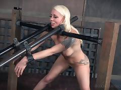 Lorelei Lee will sustain all sorts of kinky games with her master