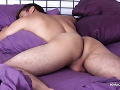 Big Dick Latino Sebastian Beats Off