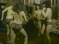 Blue Films, American, Classic, Group, Orgy, Softcore