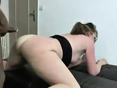 German swinger fucks a lover that is dark