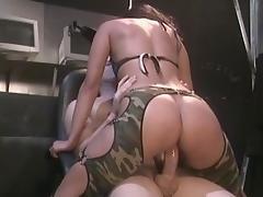 Hottest pornstar Nikita Denise in crazy brunette, cunnilingus adult scene