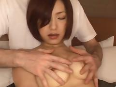 Nene Iino loves to have her cherry nailed right