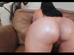 SHORT THICK BBW LATINA TAKING BIG COCK
