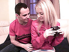 Violetta & Joseph in Casual Fuck With Vocal Sexy - CasualTeenSex