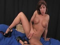 Exotic pornstar in best masturbation, hd sex video