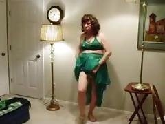 Harem belly dance genie