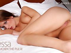 Nessa in Quicken The Pulse - MCNudes