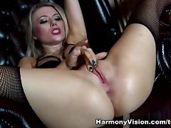 Michelle Moist & Lolly Badcock in Crying Out With Pleasure - HarmonyVision