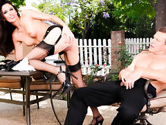 Nikki Daniels & Jay Huntington in My Sex Mistress - MileHighMedia