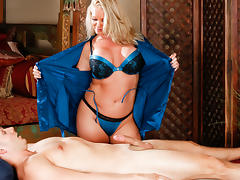 Maya Devine & Codey Steele in No Experience Needed - FantasyMassage