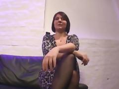 German Austrian Milf Blowjob Casting