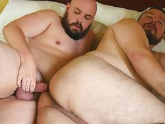 Dakotah Porter and Dusty Daniels, pt 2 - HairyAndRaw