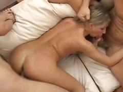 Incredible pornstar Tina Fine in horny cumshots, threesomes porn movie