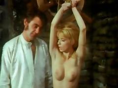 Bondage, BDSM, Blonde, Bondage