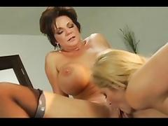 Exotic pornstar Samantha Ryan in hottest brunette, small tits adult movie