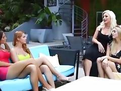Lesbian Swingers