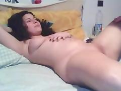 Bedroom fuck webcam4