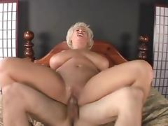 All, Big Tits, Blonde, Blowjob, Facial, Lick