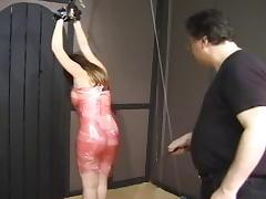 Hottest pornstar Bianca Jordan in fabulous spanking, brunette sex clip