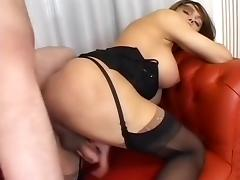 Fabulous Homemade Shemale record with Big Tits, Masturbation scenes