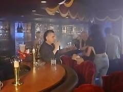 junior seduce old man in pub