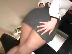 Big thick ass japanese chick gets fucked