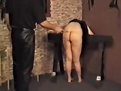 Slave, Compilation, Slave, Spanking, Vintage