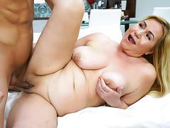 Mom, Babe, Big Tits, Boobs, Fucking, Mature