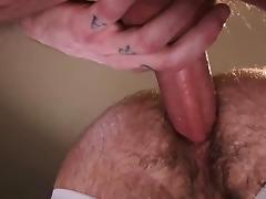 Bareback - breeding a hairy hole