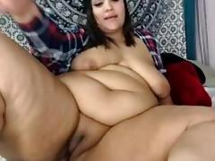 BBW - black Amateur Fat Webcam