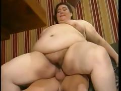 Bbw mature fucked in room
