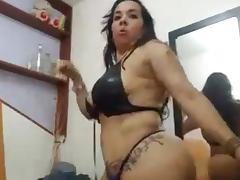 Big butt latin milf